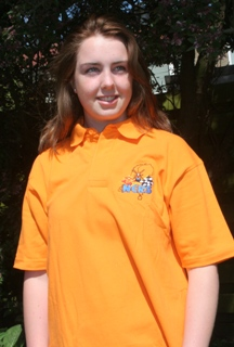 NCRS - The Dutch Chapter Polo Shirt (Orange)