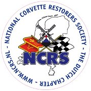 NCRS - The Dutch Chapter Window Decal